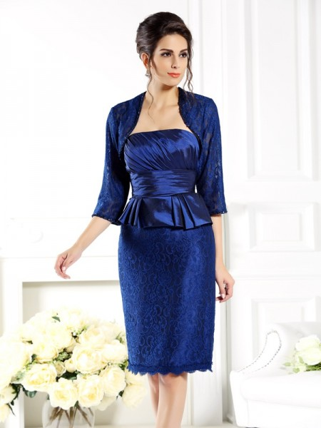 Elegant Lace 3/4 Sleeves Special Occasion Wrap