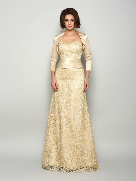 Elegant 3/4 Sleeves Satin Special Occasion Wrap
