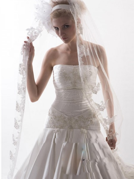 Tulle Wedding Veils IDRESS917